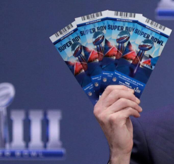 Boletos para el Super Bowl LV ¡los más caros de la historia!