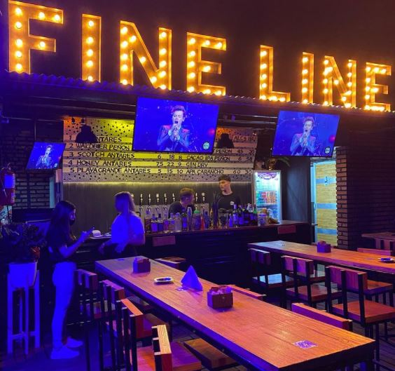 Abren restaurante inspirado en Fine Line de Harry Styles
