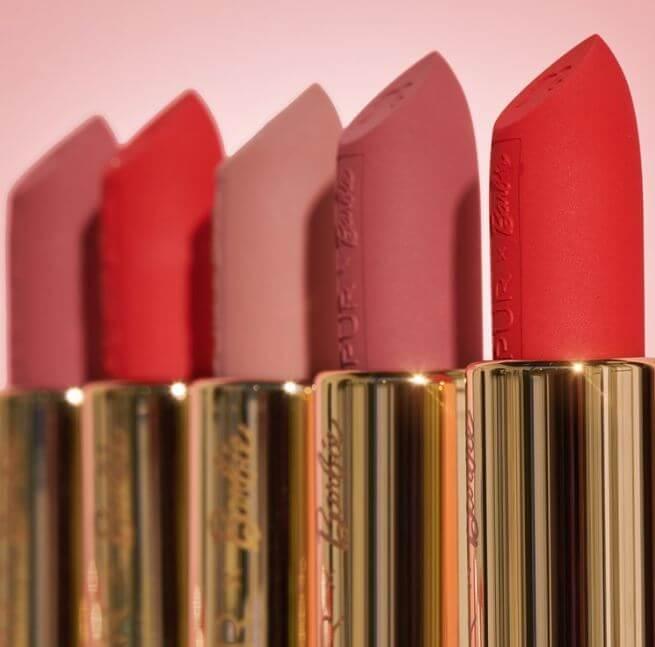 Nueva colección de maquillaje de Barbie