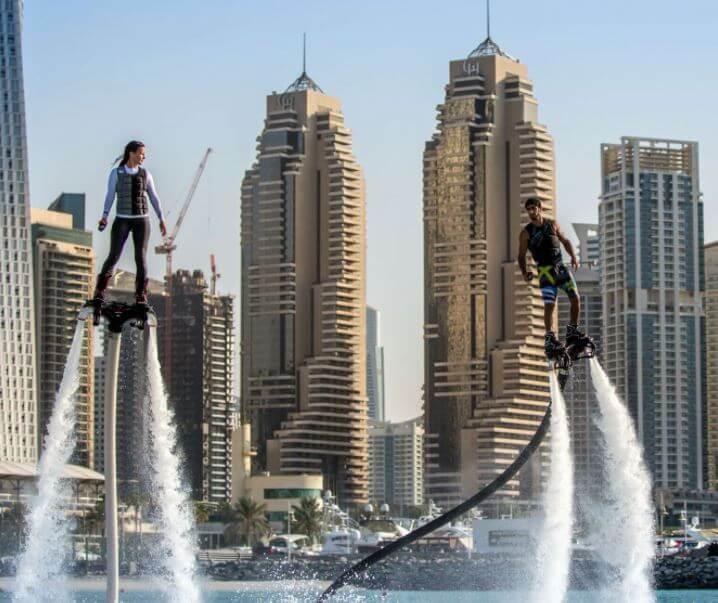 Qué hacer en Dubái