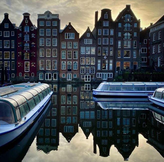 Descubre todo lo que puedes ver y hacer en Ámsterdam ¡Te va a encantar!