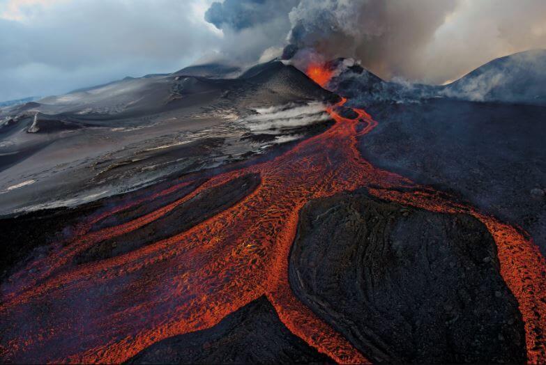 Volcanes de Kamchatka declarados Patrimonio de la Humanidad