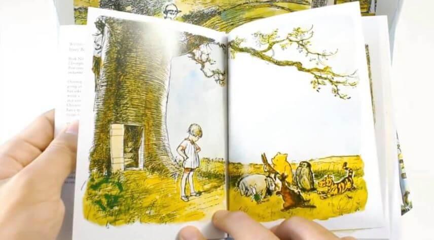 Conoce el bosque de Winnie Poo en la vida real
