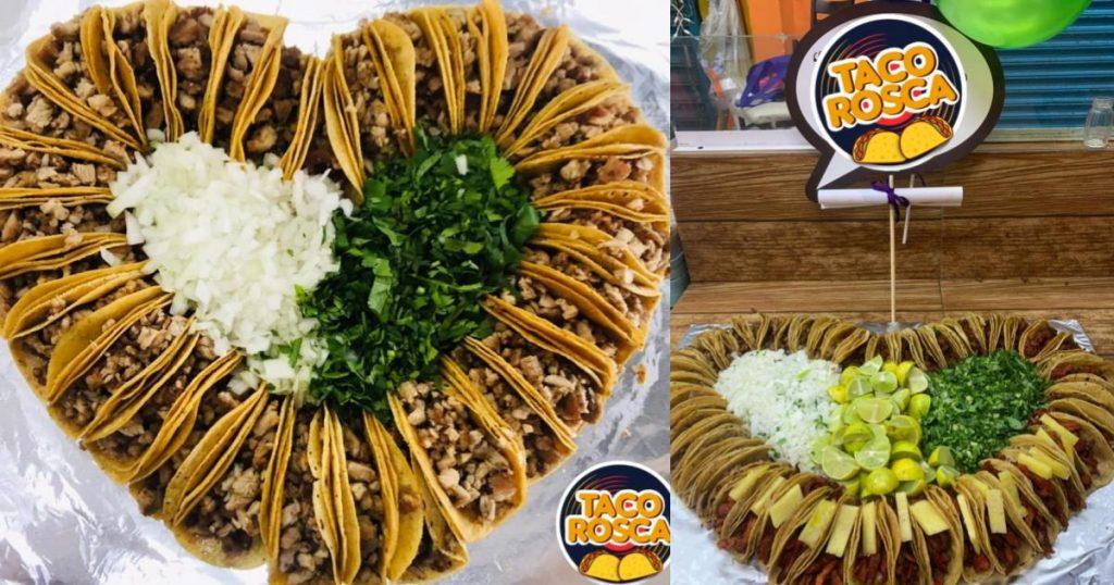 Rosca-Tacos-Corazón-14-de-febrero-CDMX-Tacos-de-Rosca