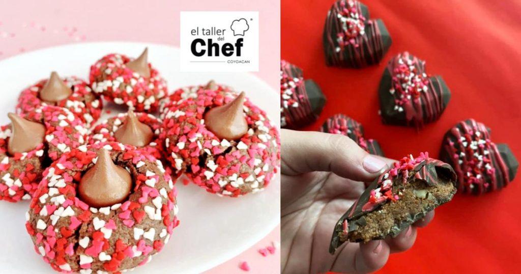Corazones-de-chocolate-sorpresa-El-taller-del-Chef