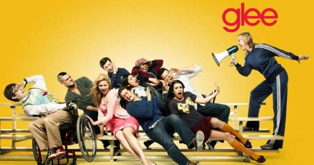 Glee-febrero-Disney-Plus