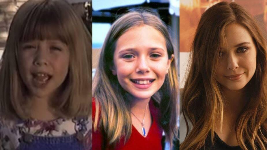 Las mejores fotos de Elizabeth Olsen