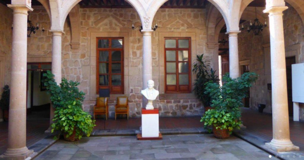 Museo-Casa-Natal-de-Morelos-patio-1