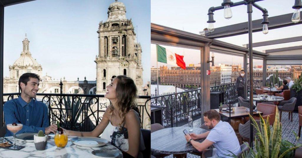 Restaurantes-mejores-terrazas-Ciudad-de-Mexico-Balcon-del-Zocalo