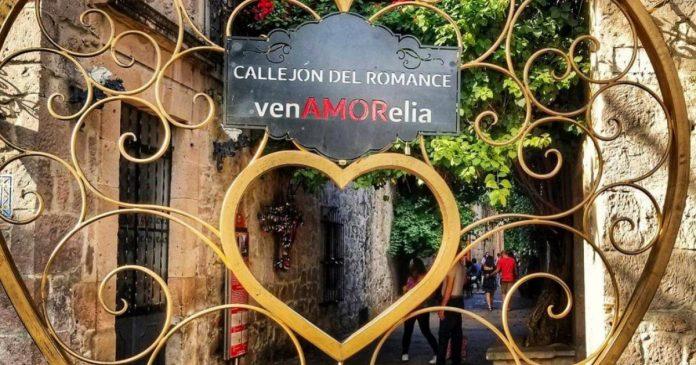 Callejon-del-Romance-Morelia-Michoacán