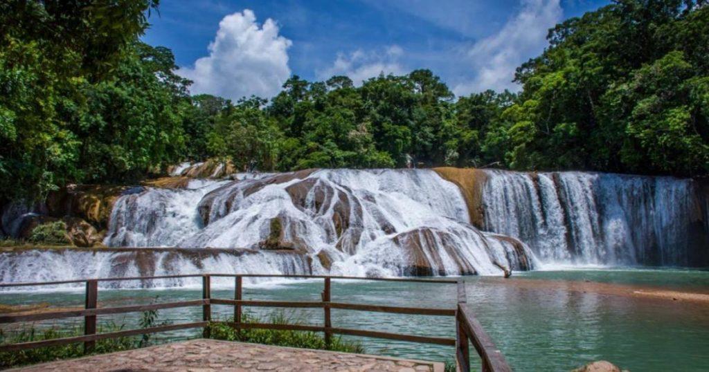 Cascadas-de-Agua-Azul-Chiapas
