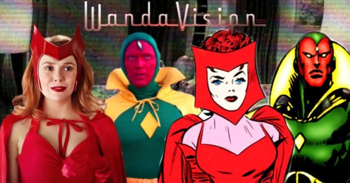 Diferencias-Wandavision-comics-serie-Disney-Plus