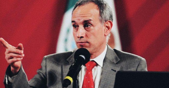 Hugo López-Gatell-hospitalizado-por-Covid-19-Secretaría-de-Salud