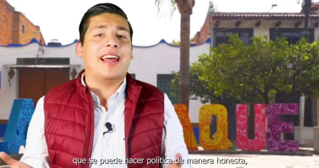 Jose-Ramirez-Youtubers-candidaturas-Morena