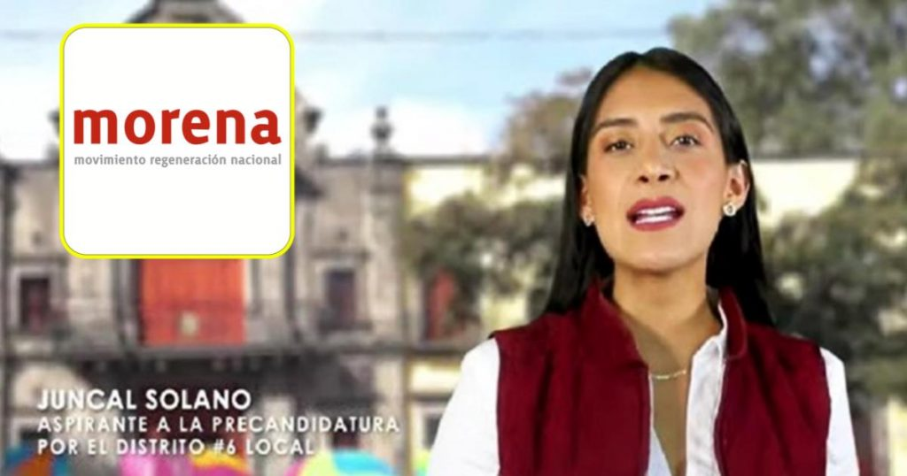 Juncal-Solano-Youtubers-candidaturas-Morena
