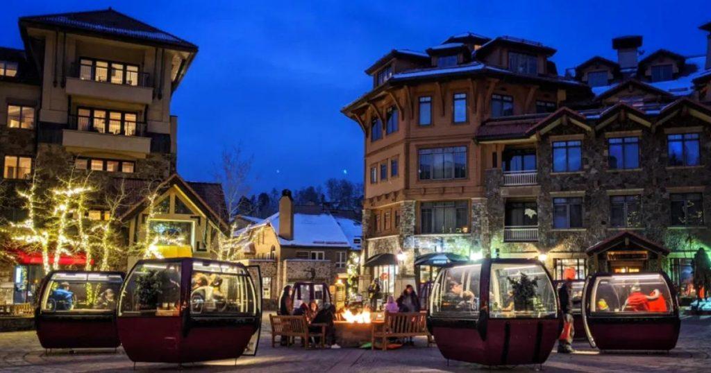 Restaurantes-Colorado-gondolas-esqui-cabinas-privadas