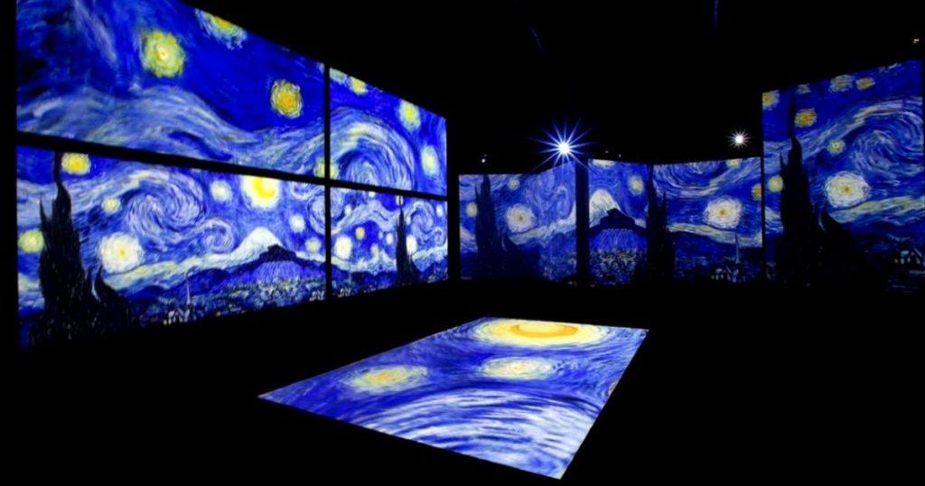 Van-Gogh-Alive-cena-inmersiva-noche-estrellada-2
