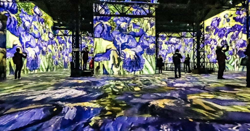 Van-Gogh-Alive-cena-inmersiva-noche-estrellada-3
