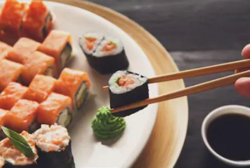 qué es el sushi