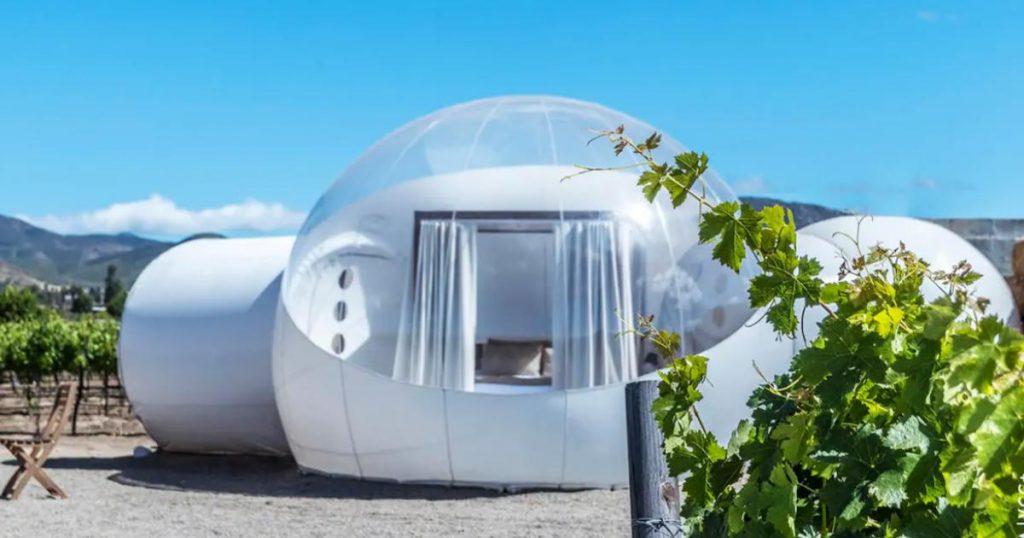 Bubble-Suite-Campera-Hotel