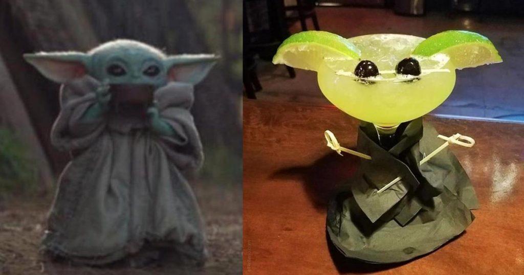 Coctel-Baby-Yoda-receta-bebida-The-Mandalorian-2