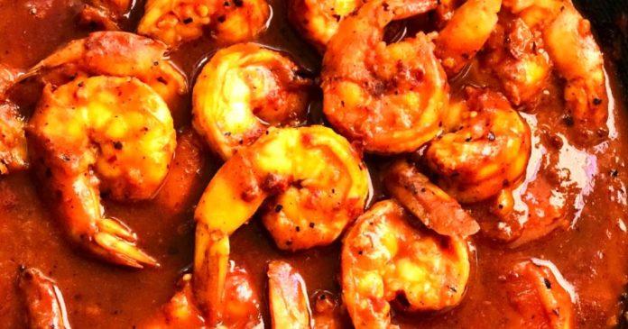 Cómo-preparar-camarones-a-la-diabla