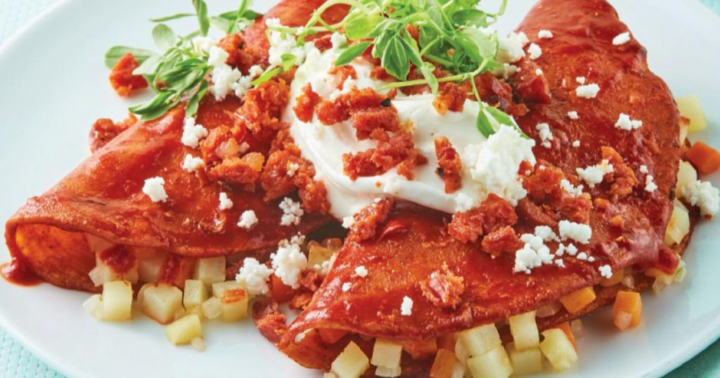 Enchiladas-potosinas