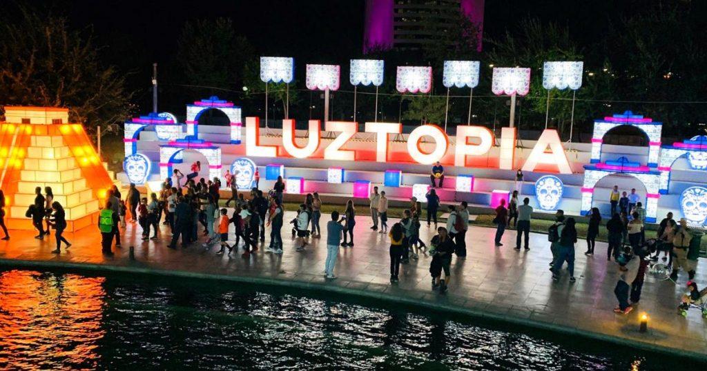 Festival-de-luces-Luztopia-2021-Navidad-para-todos