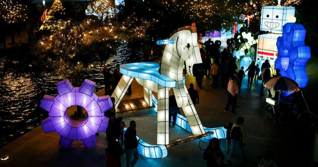 Festival-de-luces-Luztopia-2021-Navidad-para-todos-5