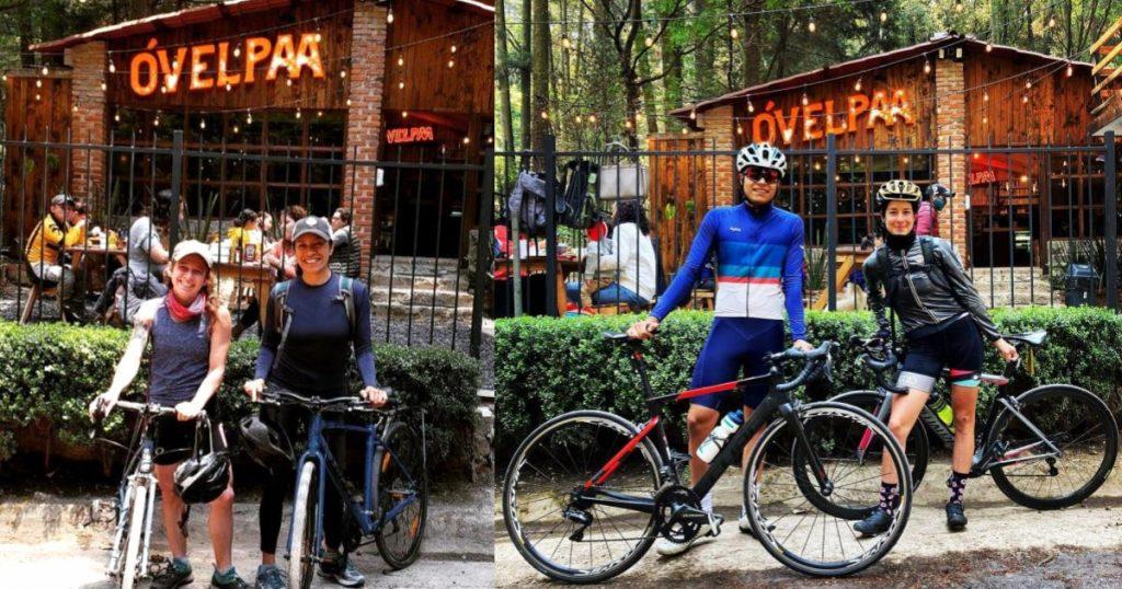 Ovelpaa-cafe-bicis-y-amigos-refugio-ciclistas-bosque-Cuajimalpa-2