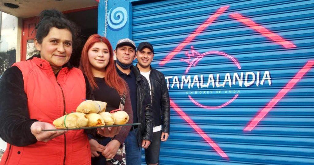 Tamalalandia-familia-Carrion-Vazquez