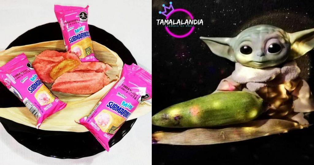 Tamalalandia-talames-sabores-Submarinos-y-Baby-Yoda