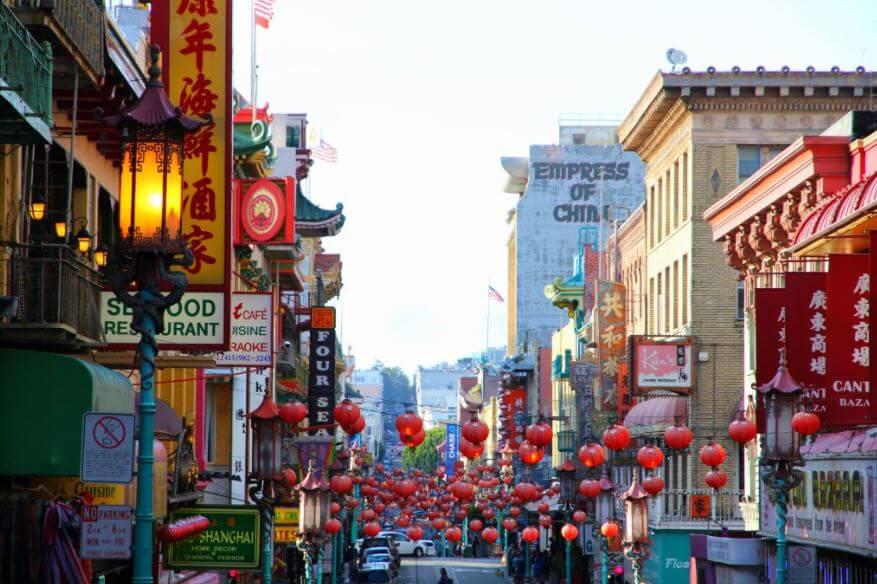 Los mejores barrios chinos del mundo
