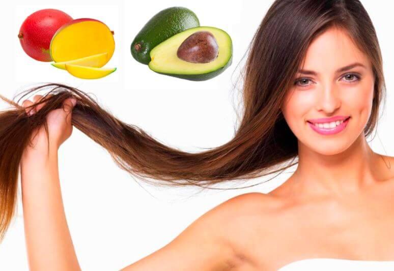 que-beneficios-tiene-el-mango-para-el-cabello
