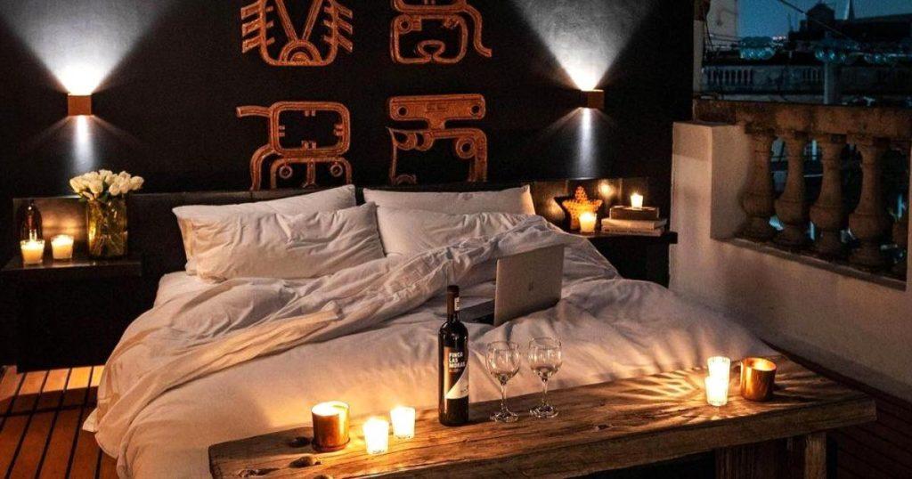 Habitacion-La-Valise-hoteles-cool-divertidos-CDMX