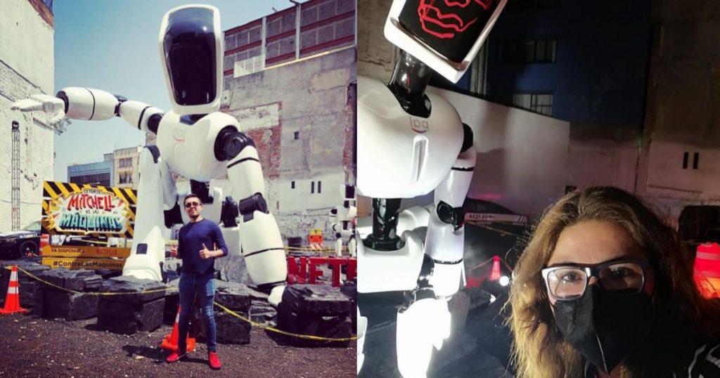 La-Familia-mitchell-contra-las-maquinas-robots-gigantes-Netflix-CDMX-2