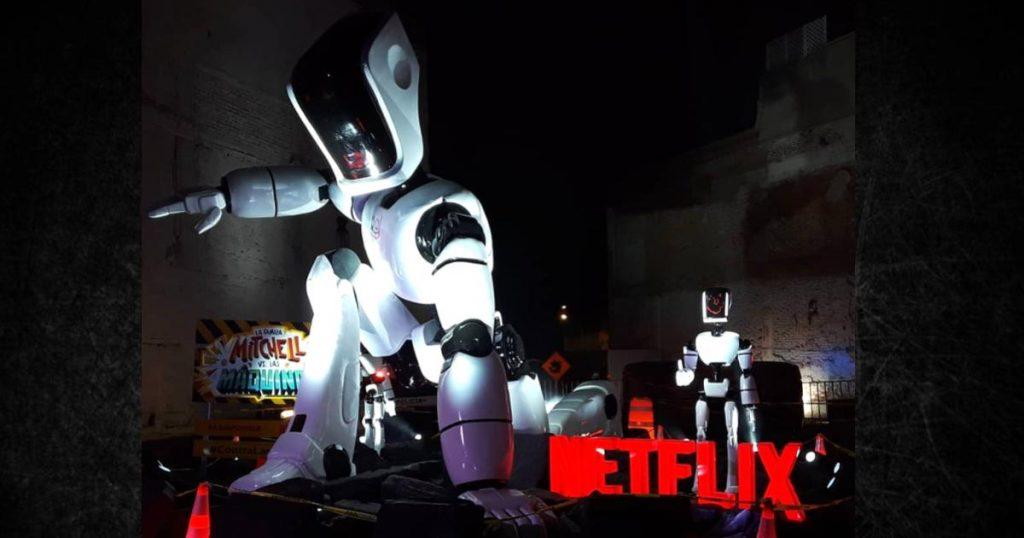 La-Familia-mitchell-contra-las-maquinas-robots-gigantes-Netflix-CDMX-4