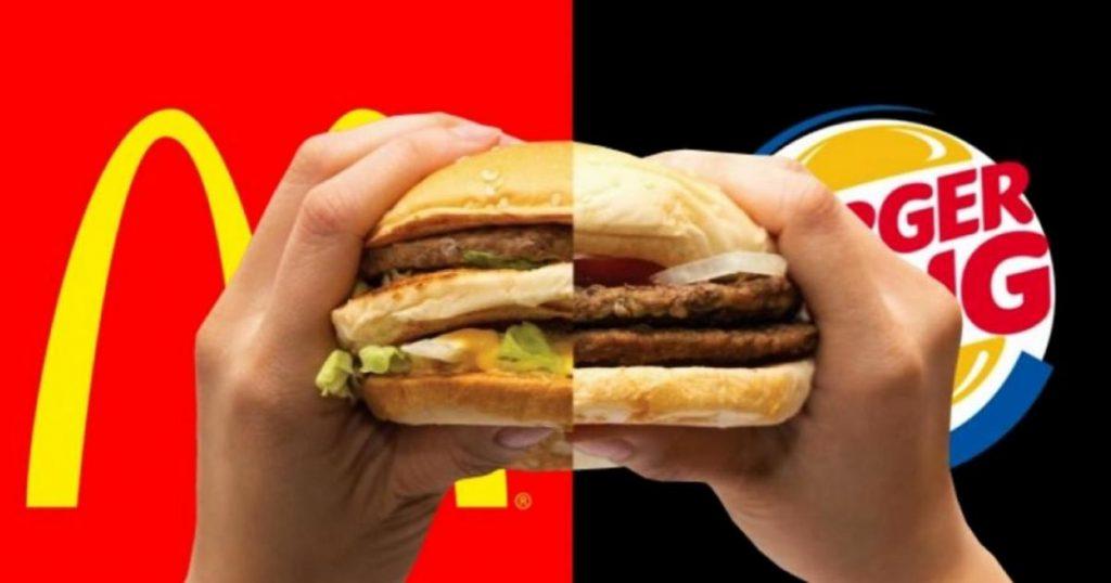 McDonalds-VS-Burguer-King