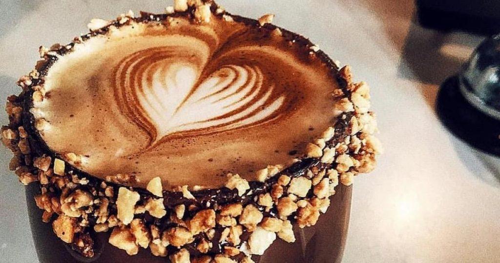 Nutella-Latte