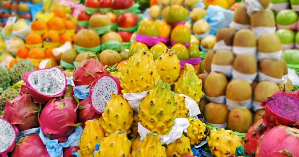 Pitahaya-tipos-roja-y-amarilla