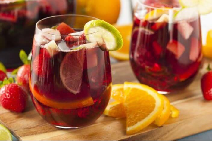 bebidas-con-vino-tinto-clericot-recetas