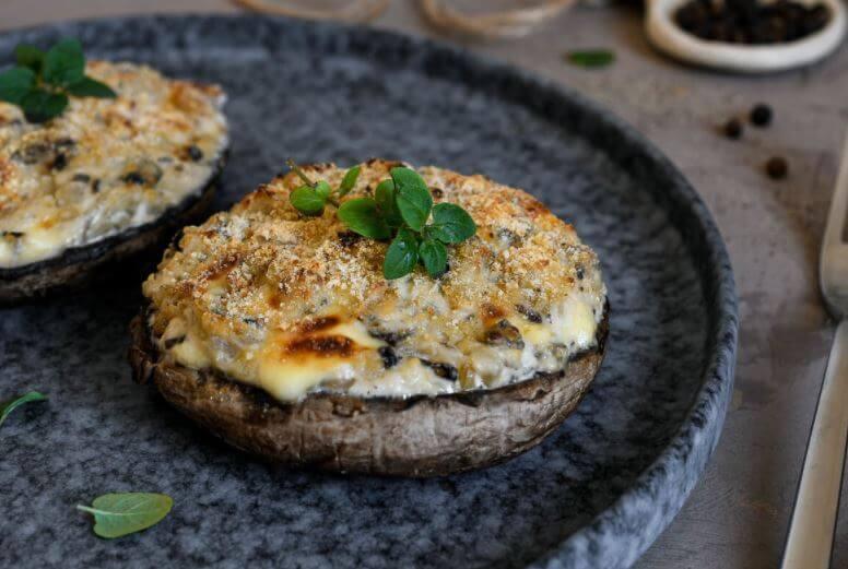 champinones-rellenos-de-queso-cenas-saludables