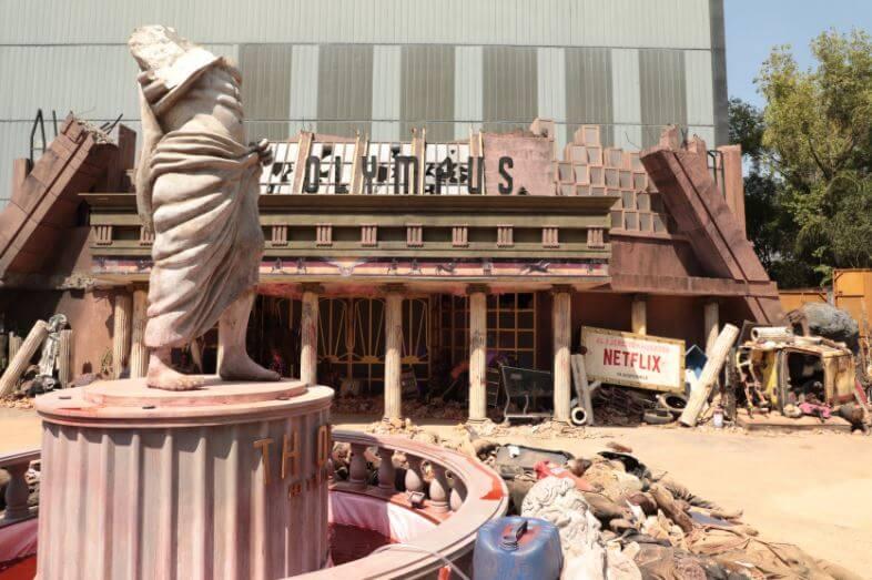 Distrito Zombie: el nuevo parque temático de Netflix ya está en CDMX