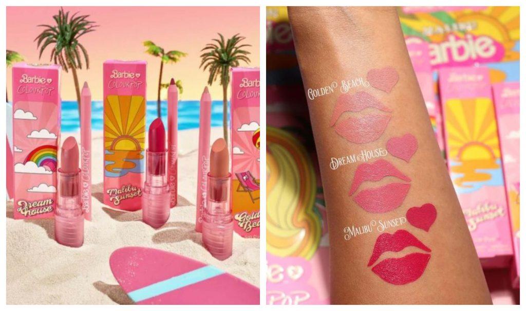 labiales-coulorpop-barbie-malibu-tendencias-maquillaje-2021