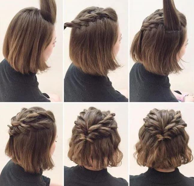 peinados-trenzas-paso-a-paso-cabello-corto