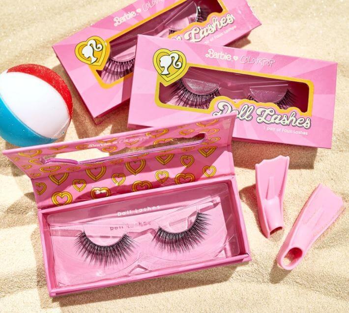 Colourpop lanza colección de maquillaje inspirado en Barbie Malibú