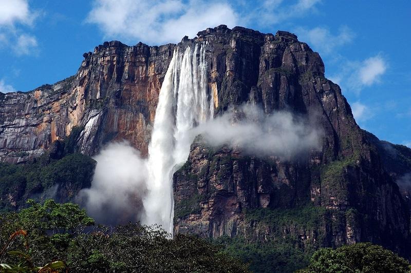 PARQUE NACIONAL CANAIMA - VENEZUELA