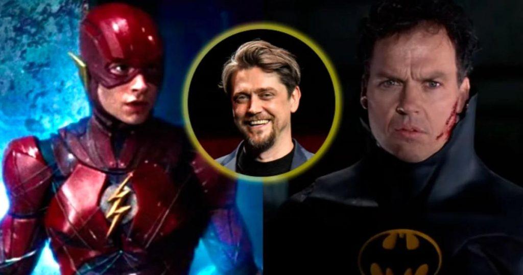 Batman-Kingdom-Come-Michael-Keaton-The-Flash
