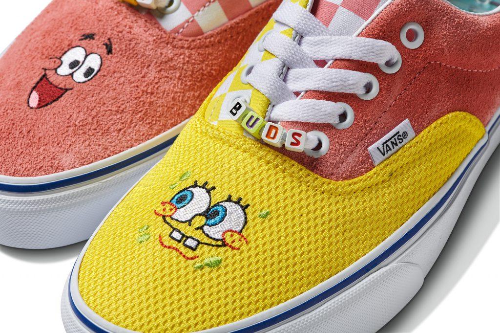 Vans y Nickelodeon se unen en una colección de Bob Esponja que amarás