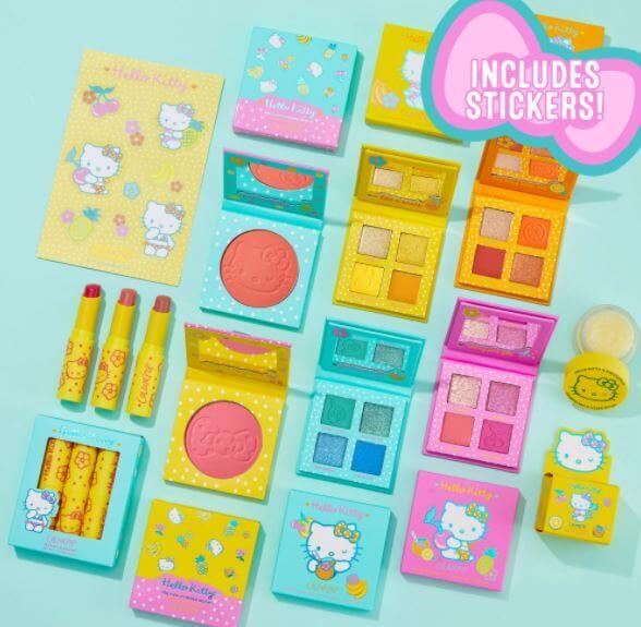ColourPop-Hello-Kitty-lanzan-coleccion-de-maquillaje